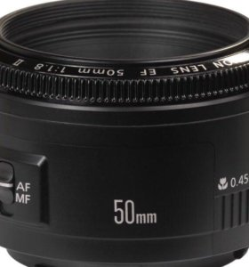 Canon 1.8 50mm