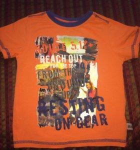 Детская одежда Футболка 2-3 года