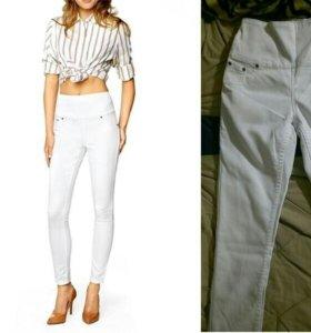 Новые белые брюки