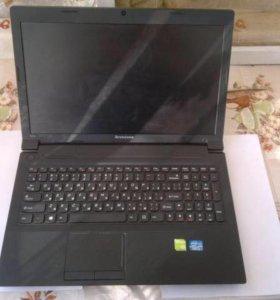 Ноутбук Леонова Б 590
