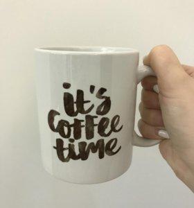 Кружка Its Coffee Time