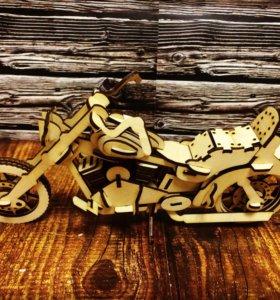 Сувенир мотоцикл