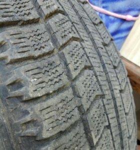 Шины Bridgestone Blizzakвсесезон