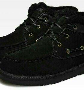 Угги-ботинки новые UGG Men Boots Lucas 100% овчина