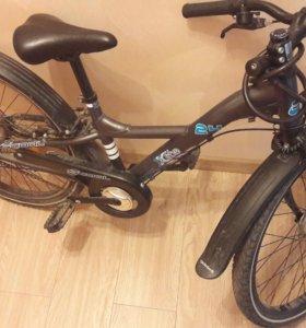 """Велосипед SCOOL XXlite comp 24"""" 3S (2015)"""