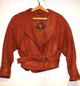 Куртка натуральная кожа L 46-48