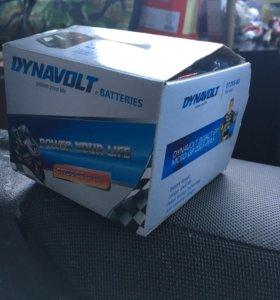 Мотоаккумулятор DYNAVOLT