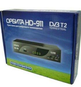 Приставка для цифрового телевидения Орбита-911