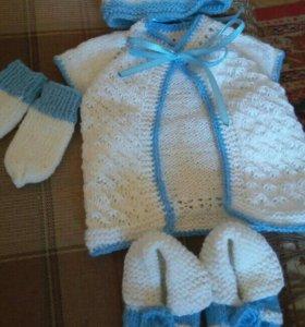 Комплект на новорожденого