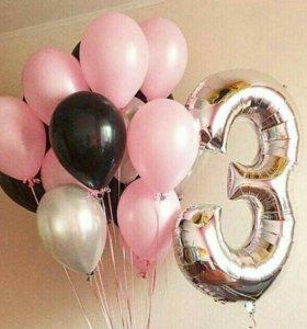 Воздушные шары на любой праздник