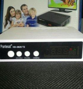 Приставка для цифрового TV Pantesat HD-3820