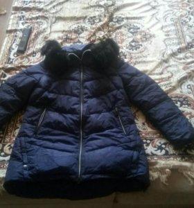 Куртка зимняя (пуховик)