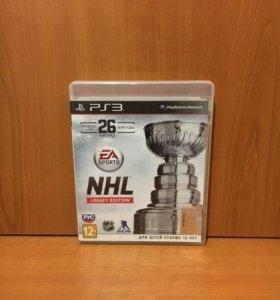 NHL legacy edition nhl 16 для ps3