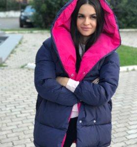 Куртка холодная осень, теплая зима