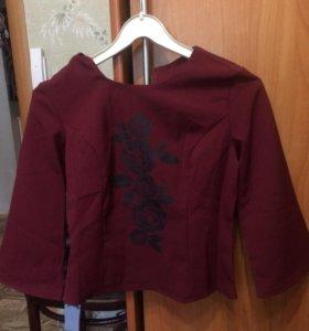 Блузка новая размер 44