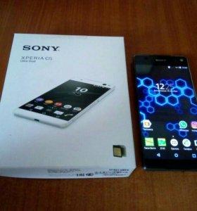 Смартфон Sony c5 ultra dual