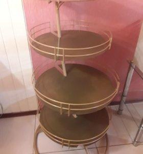 Полка-этажерка