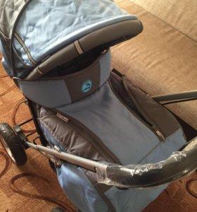 Новая детская коляска-трансформер