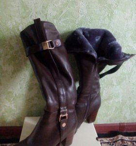 Сапоги зимние , туфли , батильоны