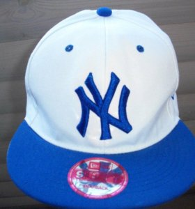 Бейсболка Snapback бренд new Ера Новая
