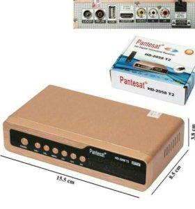 Приставка для цифрового TV Pantesat HD 2058