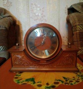 Часы каминные(механические)