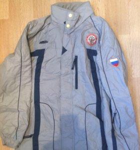 НОВАЯ Куртка зимняя Forward