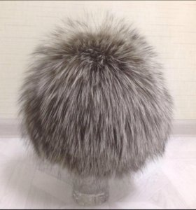 Новая шапка из чернобурки