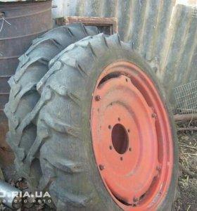 Продам колёса на трактор Т 25