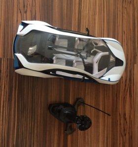 Машина радио управляемая на аккумоляторе