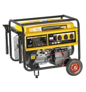 Генератор бензиновый GE 4500E,4,5 КВТ, 220В