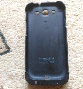 Чехол аккумулятор для Samsung Galaxy S3 (i9300)