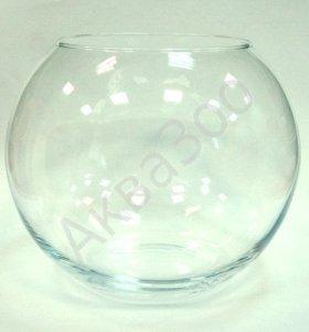 Аквариум шар 4,5 литра