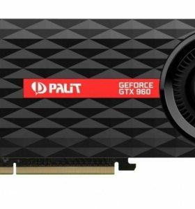 Видеокарта Palit GeForce GTX 960 OC