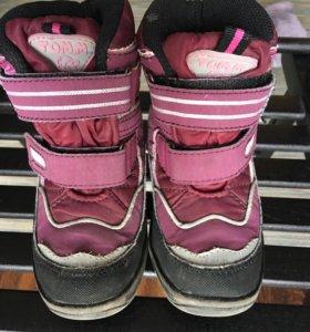 Зимние ботинки Том.М