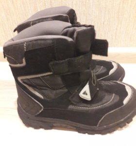 Зимрие ботинки Mursu 37p