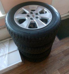Комплект колес Зима R16