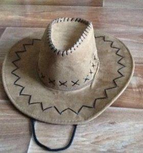 Шляпа ковбойска