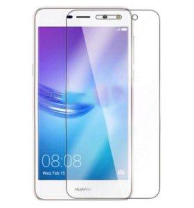 🔥 Защитное стекло Premium на Huawei Y3/Y5 (2017)