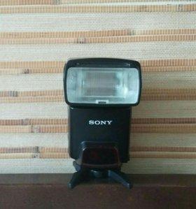 Фото вспышка Sony HVL-F42AM GN42* Фотовспышка