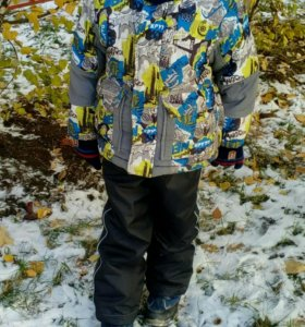 Куртка осень зима. 98-105