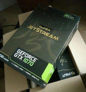 Palit GeForce GTX1070 Super Jetstream 8GB