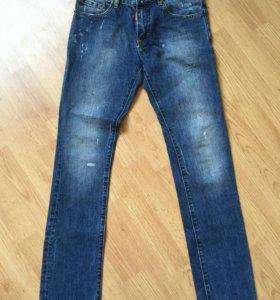 Новые мужские джинсы DSQUARED