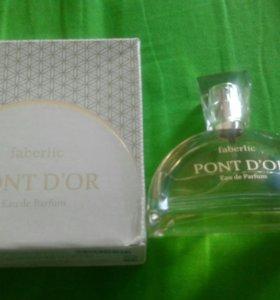 Парфюмерия PONT D'OR