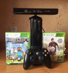 Xbox 360 E 250gb+kinect