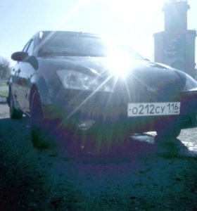 Автомобиль Форд Фокус