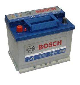 Аккумулятор Bosch 60 (S4 006)
