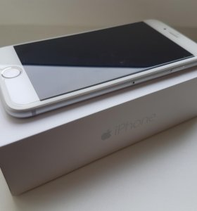iPhone 6 64GB Silver РСТ