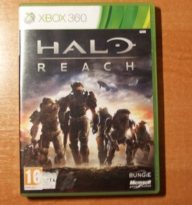"Игры на ""HALO REACH"" xbox 360"