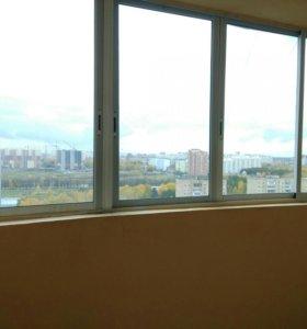 Окна балконные б/у 7м2